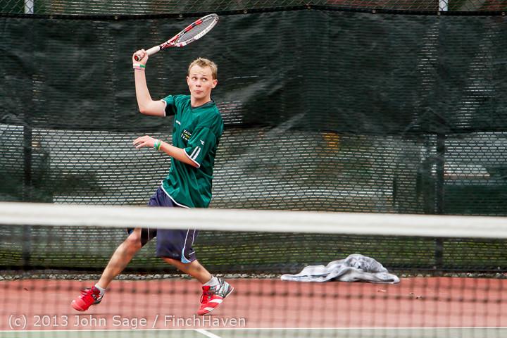 6431 Boys Tennis v CWA 101613
