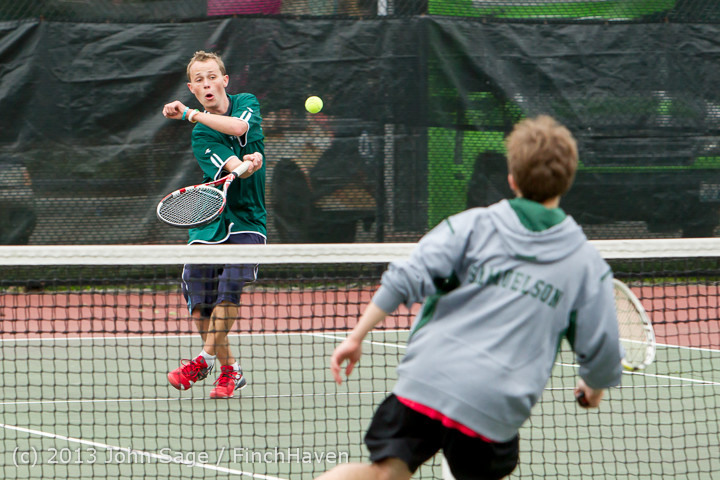 6443 Boys Tennis v CWA 101613