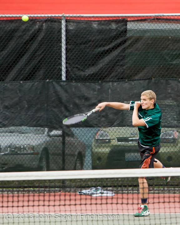 6454 Boys Tennis v CWA 101613