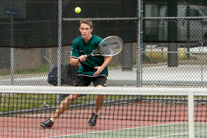 6471 Boys Tennis v CWA 101613
