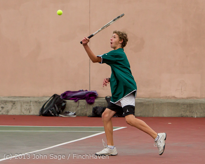6499 Boys Tennis v CWA 101613