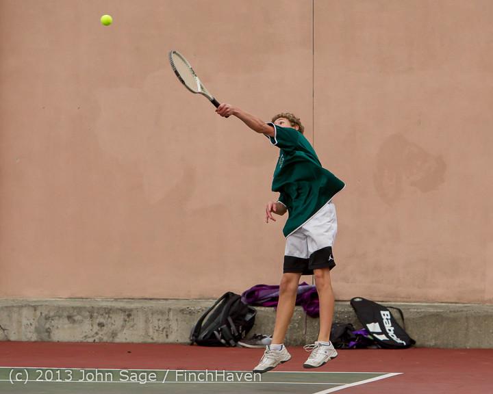 6504 Boys Tennis v CWA 101613
