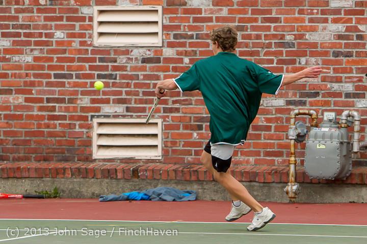 6508 Boys Tennis v CWA 101613