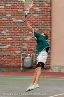 6530 Boys Tennis v CWA 101613