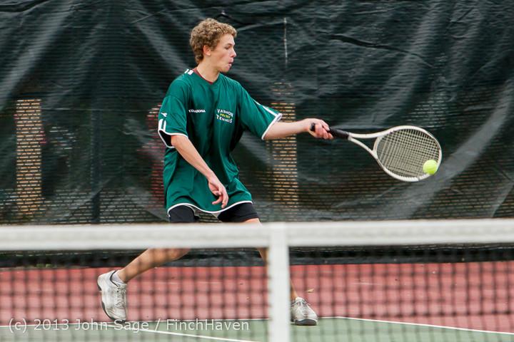 6562 Boys Tennis v CWA 101613