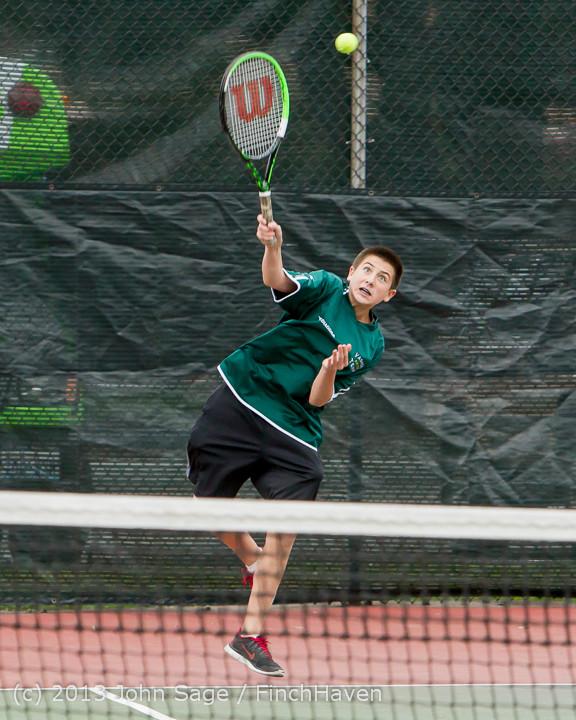 6584 Boys Tennis v CWA 101613