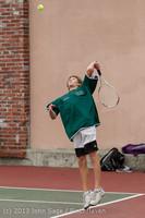 6628 Boys Tennis v CWA 101613