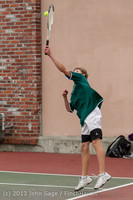 6633 Boys Tennis v CWA 101613