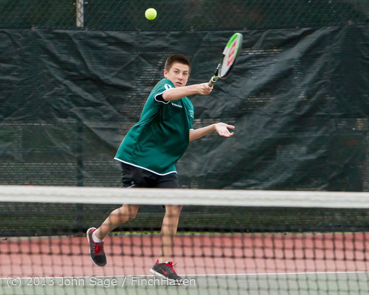 6676 Boys Tennis v CWA 101613