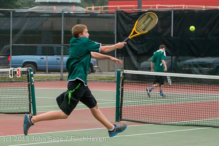 6690 Boys Tennis v CWA 101613