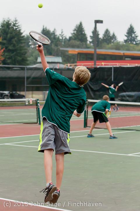 6715 Boys Tennis v CWA 101613