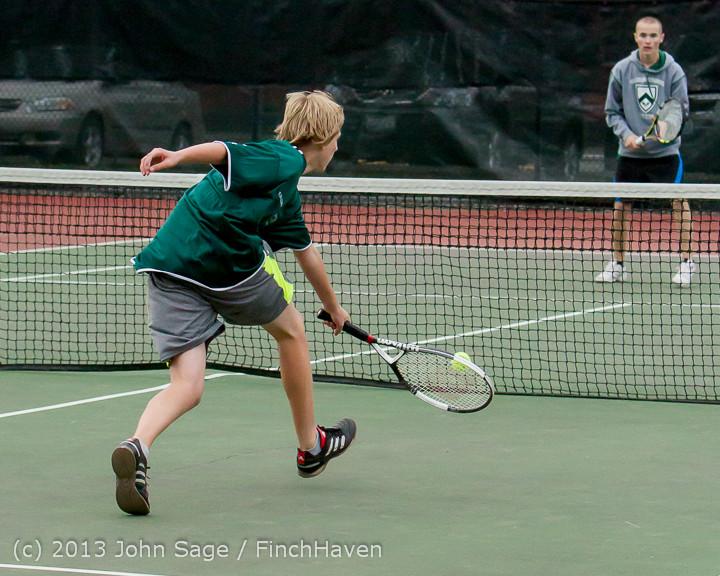 6728 Boys Tennis v CWA 101613