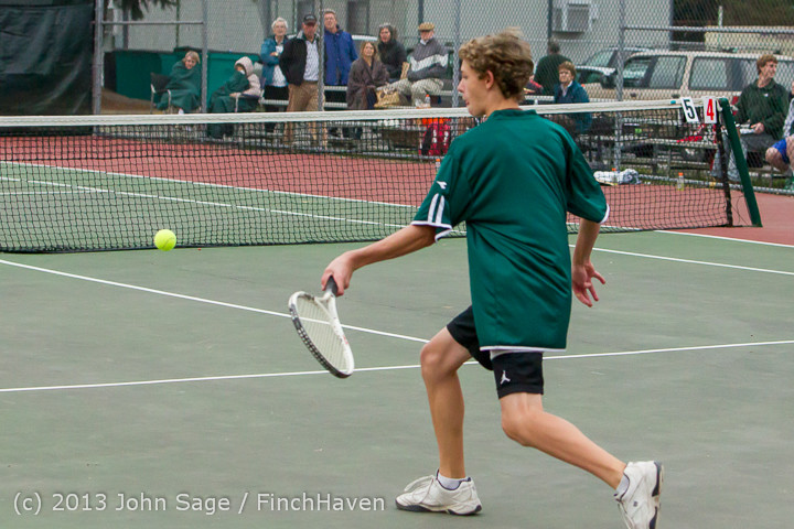 6760 Boys Tennis v CWA 101613