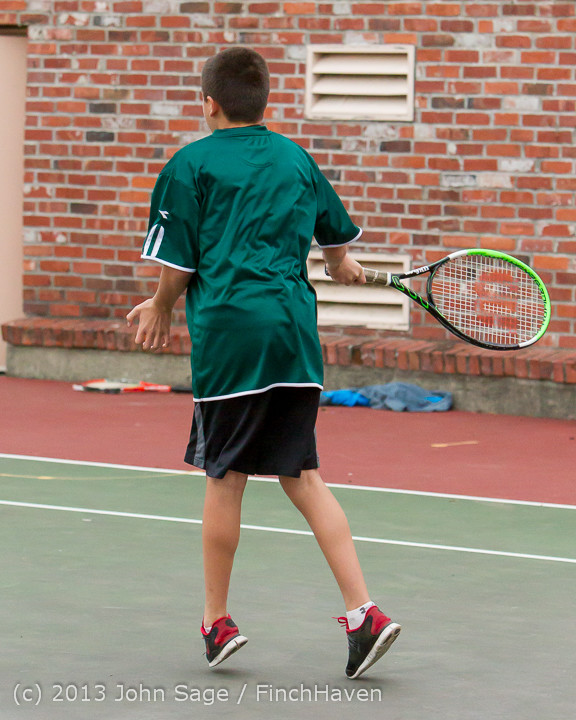 6774 Boys Tennis v CWA 101613