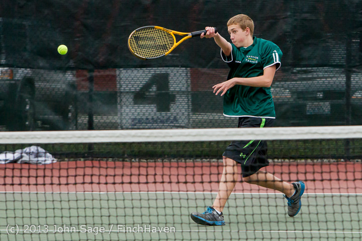 6779 Boys Tennis v CWA 101613