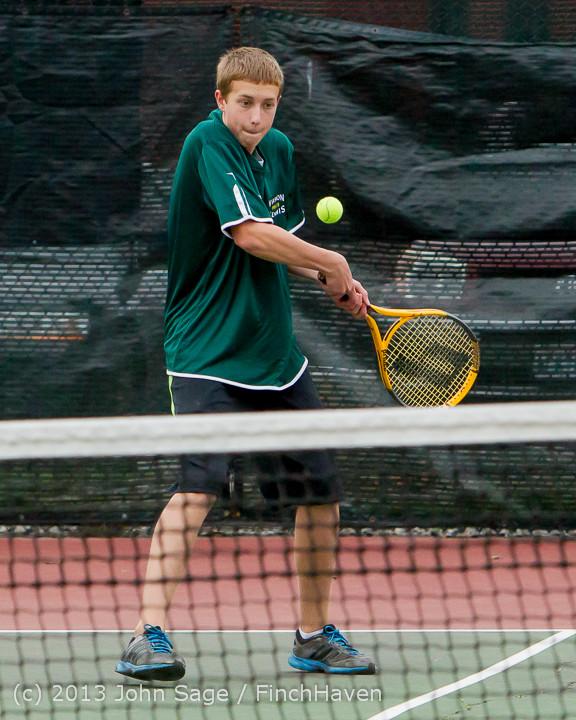 6782 Boys Tennis v CWA 101613