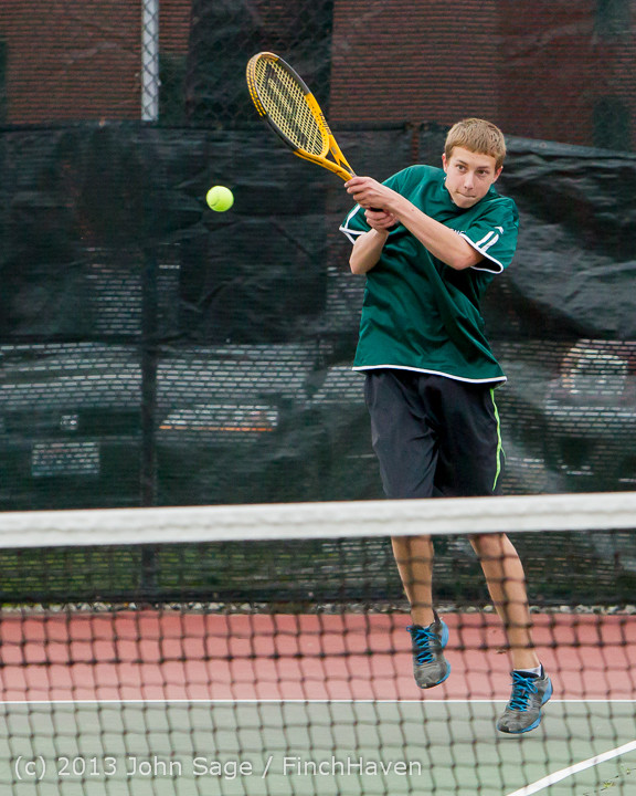 6784 Boys Tennis v CWA 101613