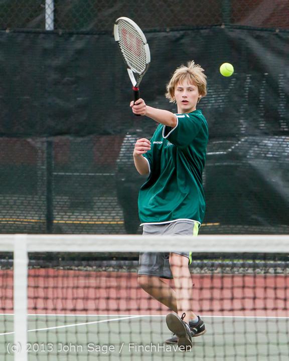 6794 Boys Tennis v CWA 101613