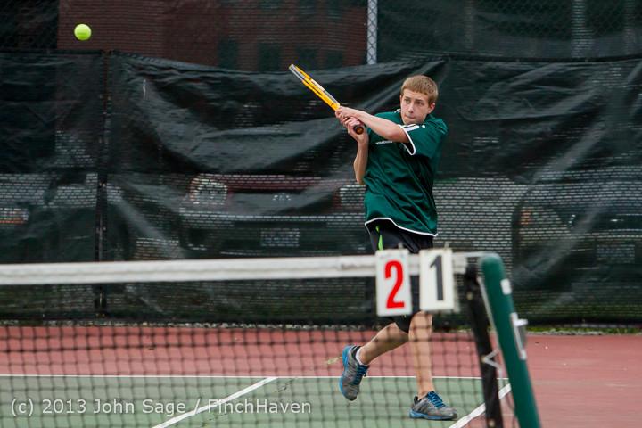 6808 Boys Tennis v CWA 101613
