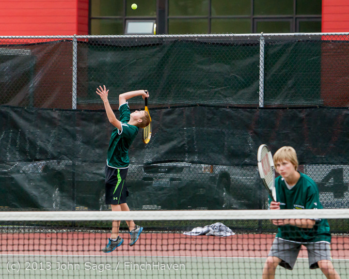 6810 Boys Tennis v CWA 101613
