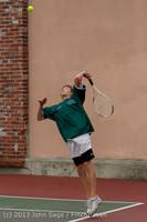 6845 Boys Tennis v CWA 101613