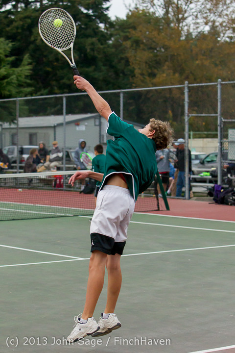 6851 Boys Tennis v CWA 101613