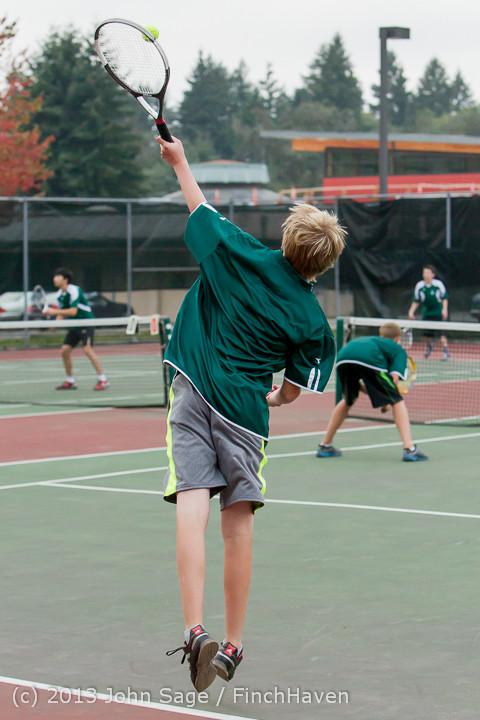 6888 Boys Tennis v CWA 101613