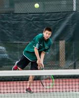 6911 Boys Tennis v CWA 101613