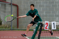 6921 Boys Tennis v CWA 101613