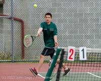 6932 Boys Tennis v CWA 101613