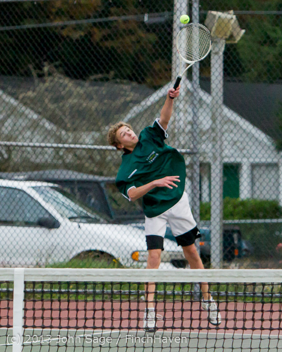 6955 Boys Tennis v CWA 101613