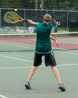 6961 Boys Tennis v CWA 101613