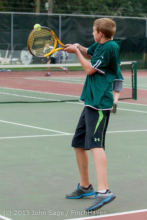 6964 Boys Tennis v CWA 101613