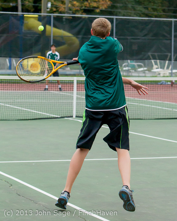 6970 Boys Tennis v CWA 101613