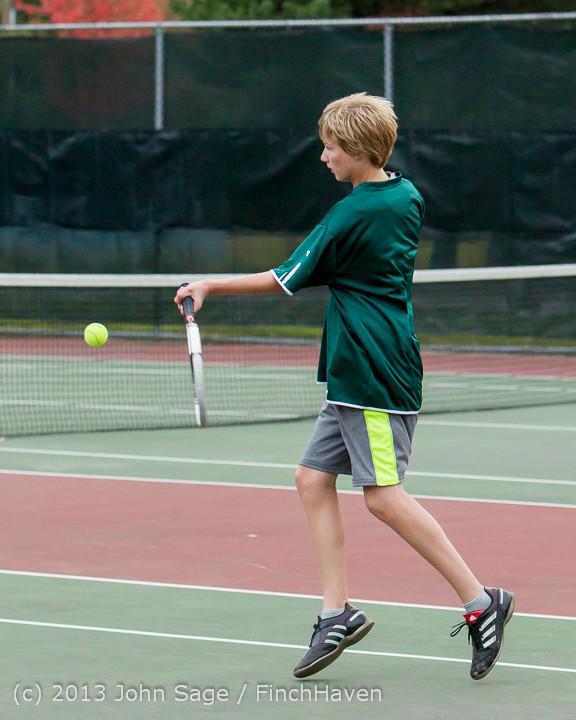 6974 Boys Tennis v CWA 101613