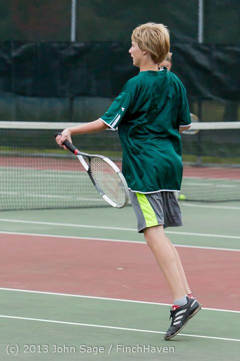 6982 Boys Tennis v CWA 101613