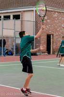 6990 Boys Tennis v CWA 101613