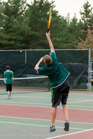 6997 Boys Tennis v CWA 101613