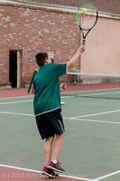 7025 Boys Tennis v CWA 101613