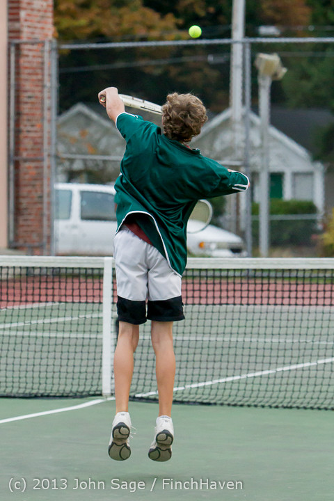 7084 Boys Tennis v CWA 101613