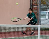 7091 Boys Tennis v CWA 101613