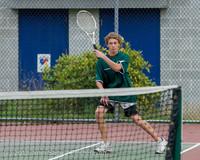 7098 Boys Tennis v CWA 101613