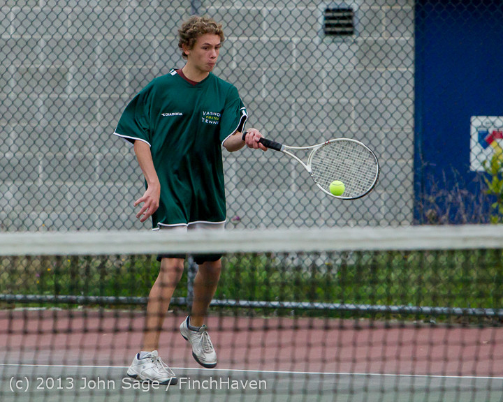7105 Boys Tennis v CWA 101613