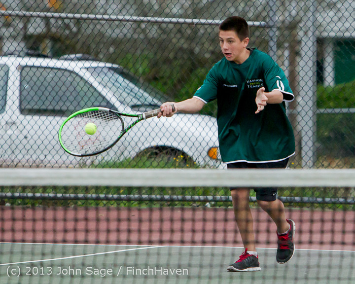 7132 Boys Tennis v CWA 101613