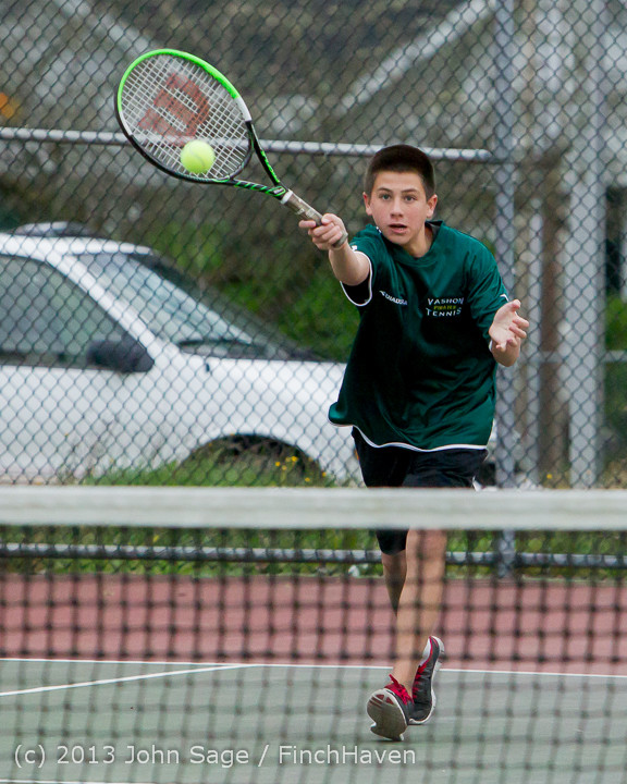 7134 Boys Tennis v CWA 101613