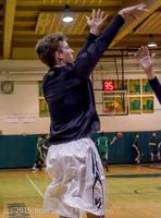 17076 Boys Varsity Basketball v Klahowya 120915