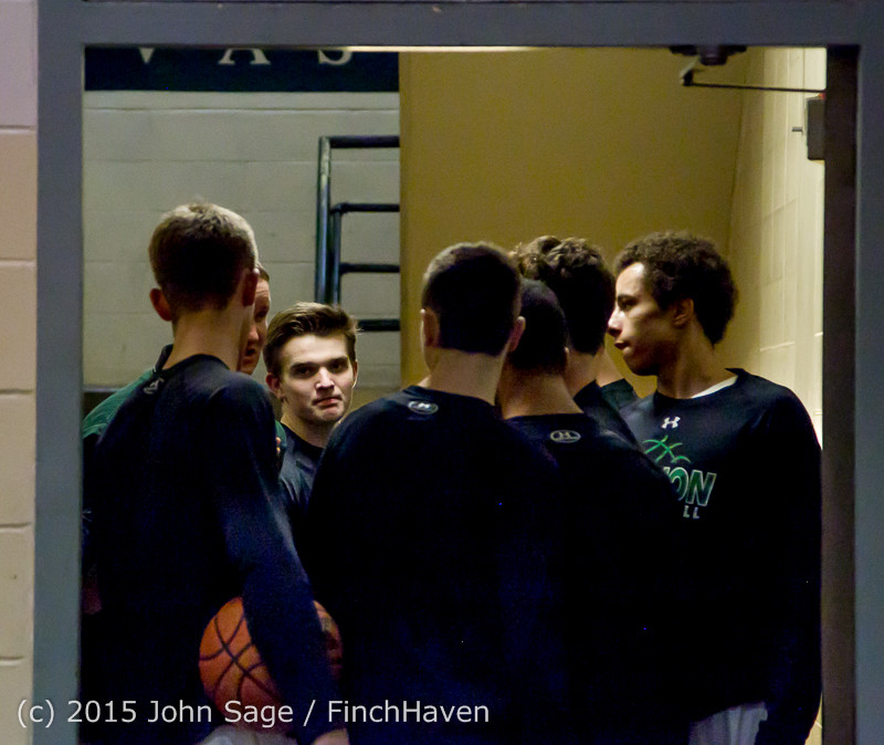 17124 Boys Varsity Basketball v Klahowya 120915