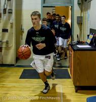 17130 Boys Varsity Basketball v Klahowya 120915