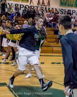 17207 Boys Varsity Basketball v Klahowya 120915