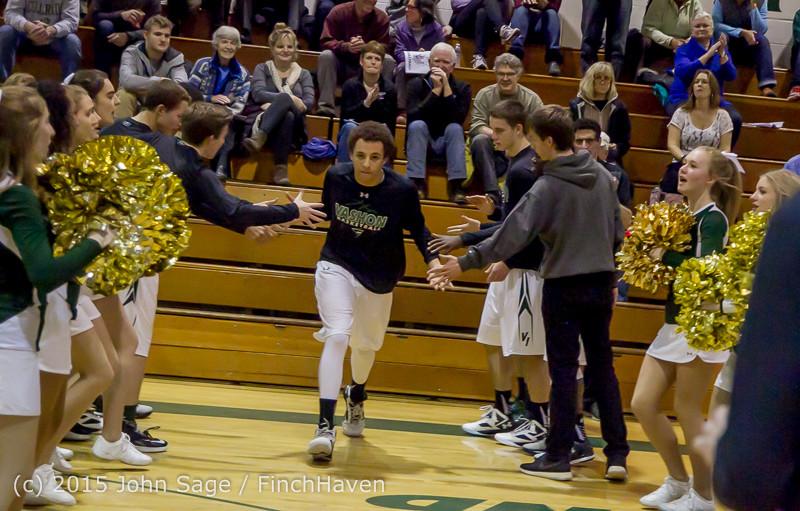 17285 Boys Varsity Basketball v Klahowya 120915